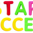 Star success — Foto de Stock