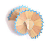 Pencil shavings — Stock Photo