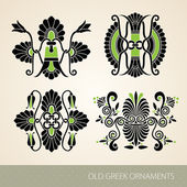 Greek ornament — Vector de stock