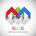 Basic RGB — Stock Vector