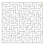 Vector maze — Stock Vector #44010121