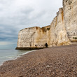 Cliffs of Etretat, Normandy, France — Stock Photo #12545328