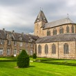 Abbey in Lonlay L — Foto Stock