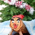 Tio de Nadal, Christmas Tradition in Catalonia — Stock Photo