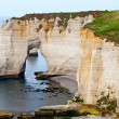 Cliffs of Etretat, Normandy, France — Stock Photo #14440993