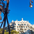 La Pedrera in Barcelona — Stock Photo #14843107