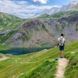 Trekking in the Spanish Pyrenees — Stock Photo #33170133