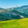 Pic du Midi panorama in the French Pyrenees — Stock Photo #39509567