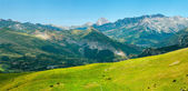 Pic du Midi panorama in the French Pyrenees — Stock Photo