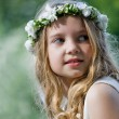 First Communion - portrait — Stock Photo #10570623