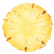 Pineapple slice — Stock Photo