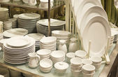 Plates — Stock Photo