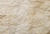 Pomarszczony papieru — Zdjęcie stockowe