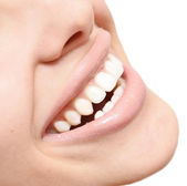Healthy smile — Stock Photo