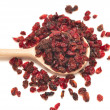 Dried barberry — Stock Photo #28575349