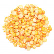 Yellow peas — Stock Photo
