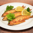 Fried fish — Stock Photo #32777637