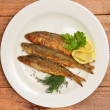 Fried fish — Stock Photo #32789819