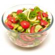 Healthy salad — Stock Photo