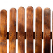 Stock Photo: Wooden fence