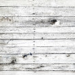 White wooden texture — Stock Photo