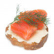 Canape — Stock Photo