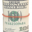 Dollar roll — Stock Photo