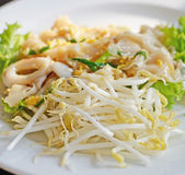Fried noodle — Stockfoto