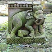 Oyma fil — Stok fotoğraf