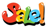 Sale-2 — Stock Vector