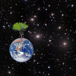 Stock Photo: Earth.Elements of this image furnished by NASA