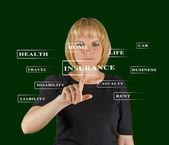 Insurance — Stock Photo