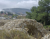 Safed at Israel — Stock Photo