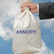 Annuity — Stock Photo