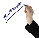 Rédaction de plan d'affaires — Photo