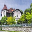 Stock Photo: Villat Slovenia