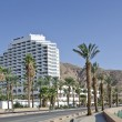 Hotel a Eilat — Stock Photo