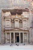 Petra at Jordan — Stock Photo
