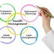 Wealth management — Stock Photo #38555053