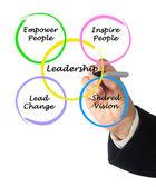 Ledarskap — Stockfoto