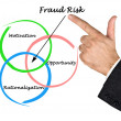 Stock Photo: Fraud Risk