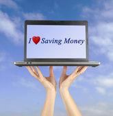 Skydda och öka din pensionssparande — Stockfoto