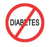 Diabetes prevention — Stock Photo