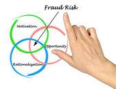 Fraud Risk — Stock Photo