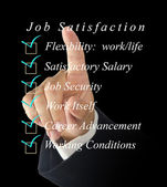 Job satisfaction — Stock Photo
