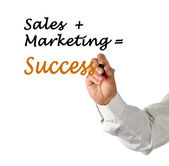Sales,Marketing,Success — Stock Photo