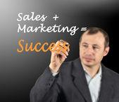 Sales,Marketing,Success — Stock fotografie