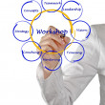 Workshop diagram — Stock Photo #44280665