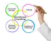 Consulenza operativa — Foto Stock