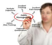 Safety management — Stock Photo